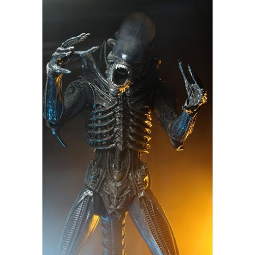 Alien Ultimate 40th Anniversary Big Chap 1:4  Scale Action Figure