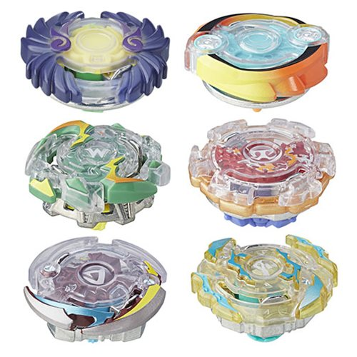 Beyblade Burst Single Tops Wave 3 Set