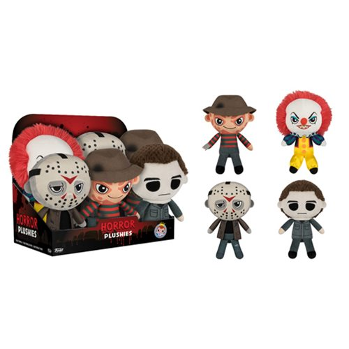 Horror Series 1 8-inch Plushies Display Case