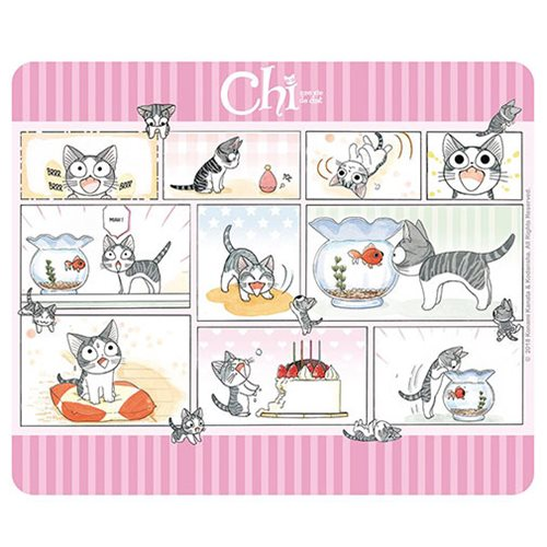 Chi's Sweet Home Chi's Day Mousepad