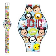 Disney Tsum Tsum All-Over Print LED Watch