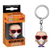 Dragon Ball Z Master Roshi Peace Sign Pocket Pop! Key Chain