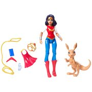 DC Super Hero Girls Wonder Woman Action Figure with Pet