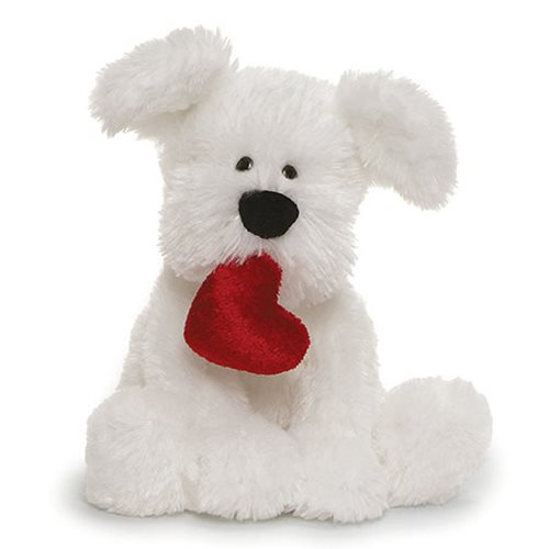 Romeo Dog 5-Inch Plush
