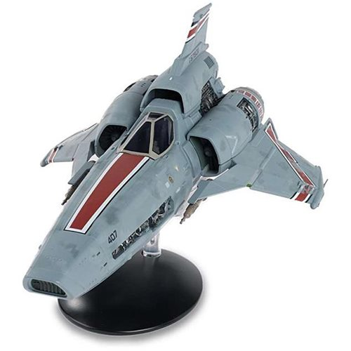 Battlestar Galactica: Blood and Chrome Viper Mark III with Collector Magazine
