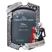Disney Showcase Nightmare Before Christmas Jack and Sally Picture Frame