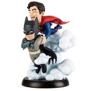 DC Comics World's Finest Batman and Superman Q-Fig MAX Figure