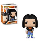 Dragon Ball Z Android 17 Pop! Vinyl Figure #529
