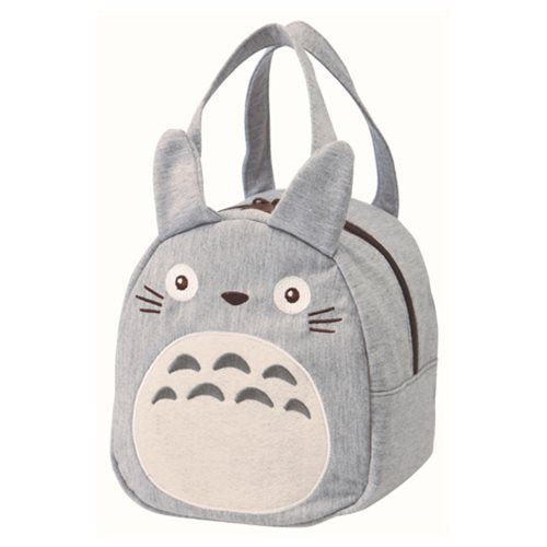 My Neighbor Totoro Totoro-Shaped Lunch Box