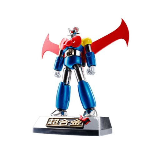 Mazinger Z Chogokin Hello Kitty Color Version Die-Cast Metal Action Figure