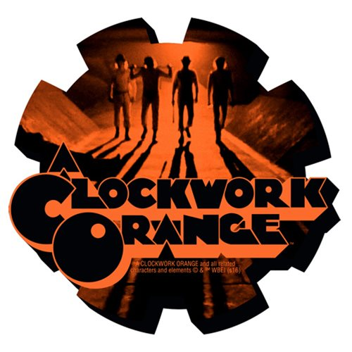 A Clockwork Orange Group Funky Chunky Magnet