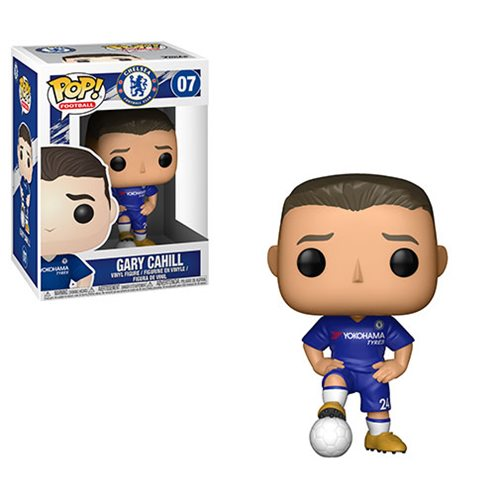 Football Chelsea Gary Cahill Pop! Vinyl Figure #07