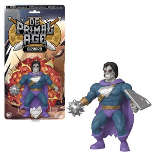 Superman Bizarro Primal Age Action Figure