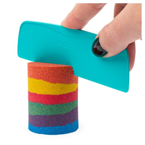 Kinetic Sand Rainbow Mix Set