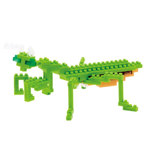 Praying Mantis Nanoblock Constructible Figure