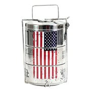 NASA Apollo Moon Landing Film Cannister Lunch Tin Set