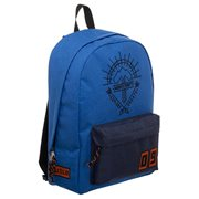 Minecraft Blue Backpack