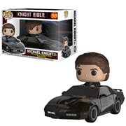 Knight Rider Michael Knight with KITT Pop! Vinyl Vehicle #50