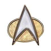 Star Trek Next Generation Communicator Pin