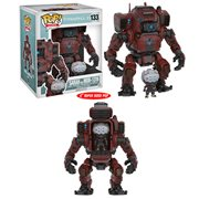 Titanfall 2 Sarah Pop! Vinyl Figure and MOB-1316 Titan Vehicle