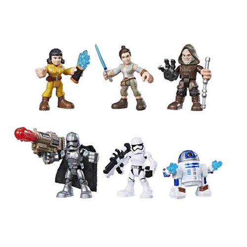 Star Wars Galactic Heroes  Resistance vs. First Order Figure Pack