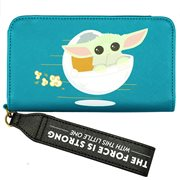 Star Wars: The Mandalorian The Child Phone Wallet Wristlet