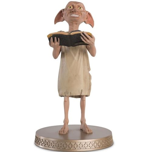 Harry Potter Wizarding World Collection Dobby the Elf Figure with Collector Magazine