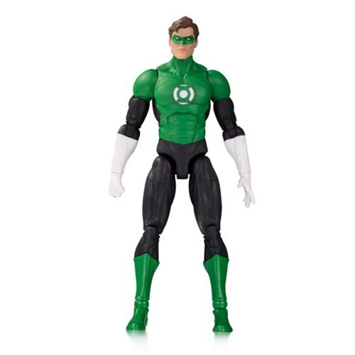 DC Essentials Green Lantern Hal Jordan Action Figure