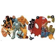 Marvel Avengers Classic Peel and Stick Giant Wall Decal