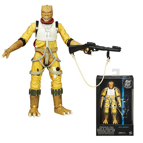 Star Wars The Black Series Bossk 6-Inch Action Figure