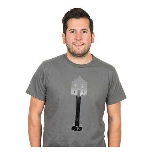 Minecraft Shovel Premium T-Shirt