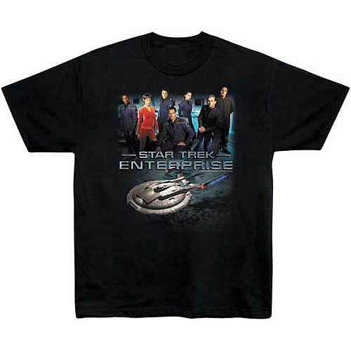 Star Trek Enterprise Crew T-Shirt