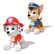 Paw Patrol Deluxe Talking Plush Case