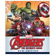 Marvel The Avengers: The Ultimate Guide New Edition Hardcover Book