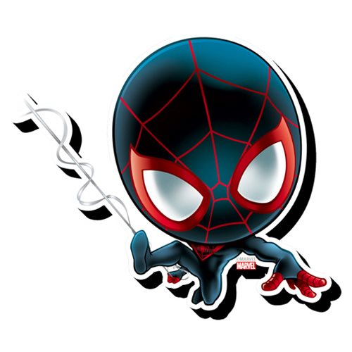 Spider-Man Miles Morales Chibi Funky Chunky Magnet
