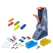 Hot Wheels Fusion Factory Car Maker Playset