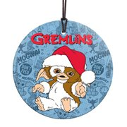Gremlins Gizmo StarFire Prints Hanging Glass Print