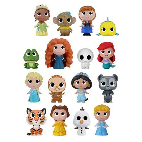 Disney Princesses Mystery Minis Vinyl Figure Random 4 Pack