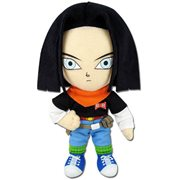 Dragon Ball Z Android 17 8-Inch Plush