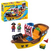 Playmobil 9118 1.2.3 Pirate Ship