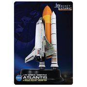 Space Shuttle Atlantis with Solid Rocket Booster 1:144 Scale Model Kit