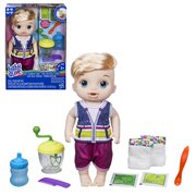 Baby Alive Sweet Spoonfuls Blonde Baby  Boy Doll