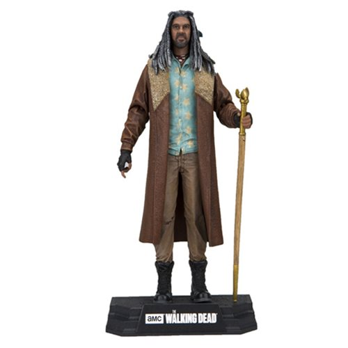 The Walking Dead Ezekiel 7-Inch Action Figure