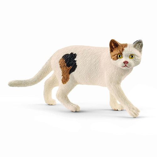 American Shorthair Cat Collectible Figure