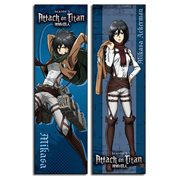 Attack on Titan Season 2 Mikasa Body Pillow