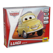 Cars Movie Luigi Vehicle Snap Fit Model Kit