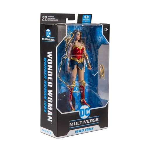 DC Comics Wave 2 Wonder Woman 1984 7-Inch Action Figure