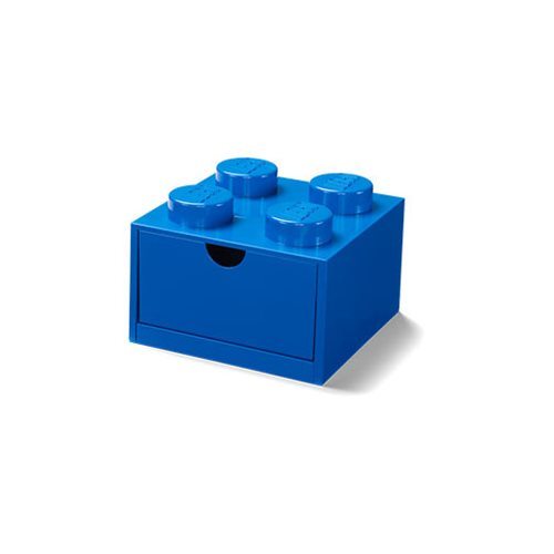 LEGO Blue Desk Drawer 4