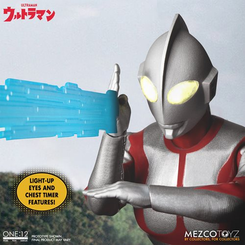 Ultraman One:12 Collective Action Figure