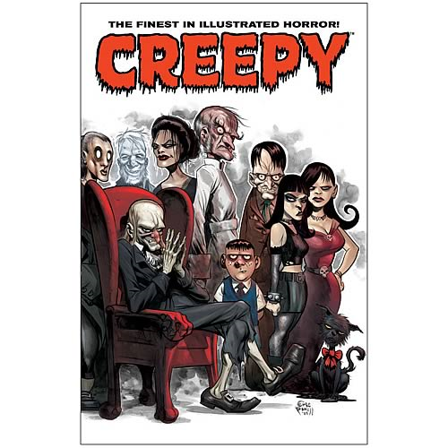 Creepy Comics Volume 1 Graphic Novel
